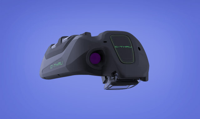 Emergency Worker Augmented Vision System